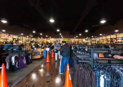 Shopping at Harley