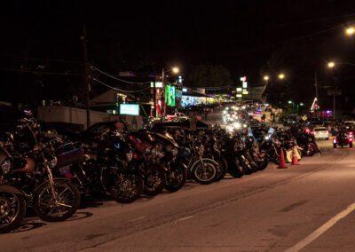 Bikefest on the Strip